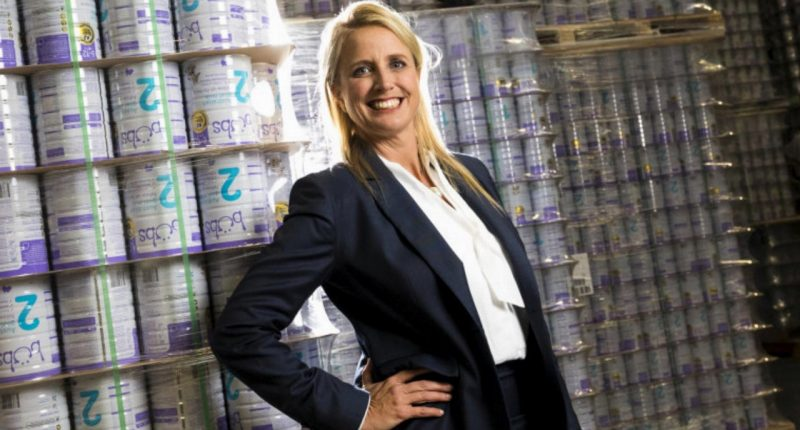 Bubs Australia (ASX:BUB) - Founder and CEO, Kristy Carr - The Market Herald