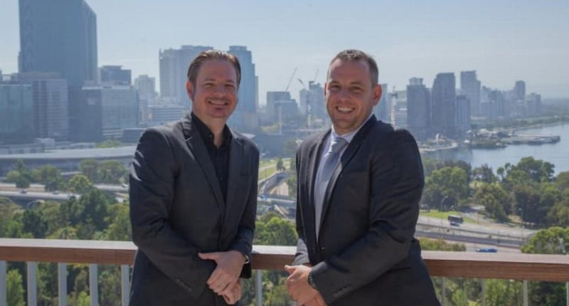 NEXION Group - COO, Kevin Read (left) and CEO, Paul Glass (right) - The Market Herald