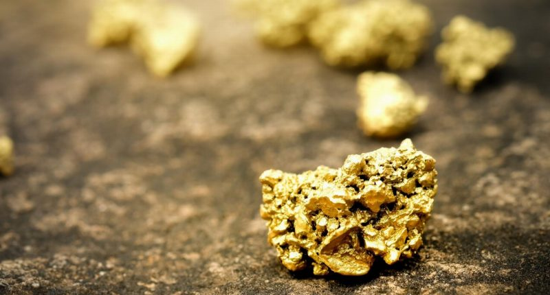 Miramar Resources (ASX:M2R) identifies visible gold at Gidji