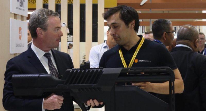 DroneShield (ASX:DRO) - Former Defence Minister, Christopher Pyne (left) & DroneShield Managing Director & CEO, Oleg Vornik - The Market Herald