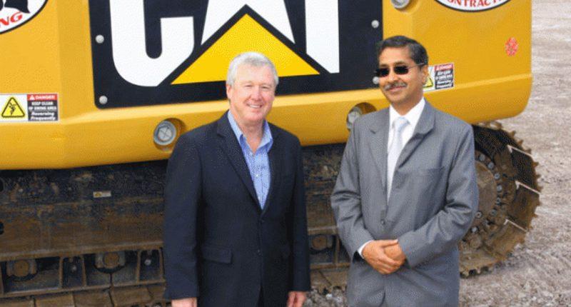 Shree Minerals (ASX:SHH) - Executive Director, Sanjay Loyalka (right) - The Market Herald