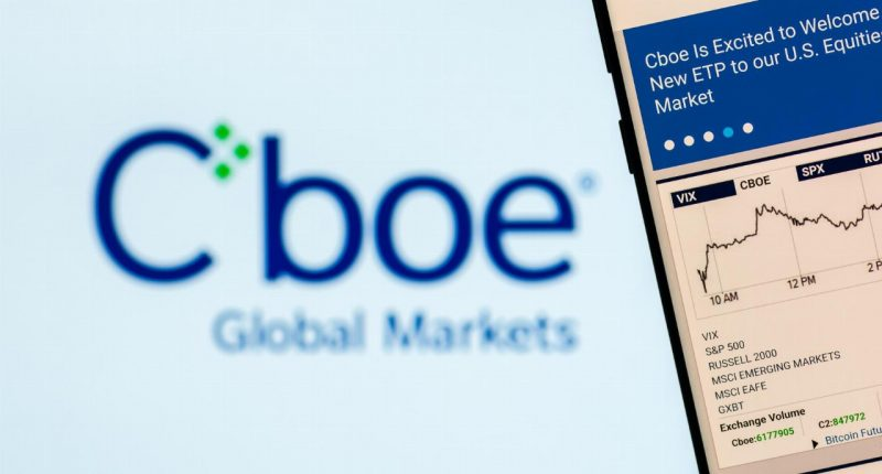 Cboe stock exchange expands global footprint with Chi-X buyout