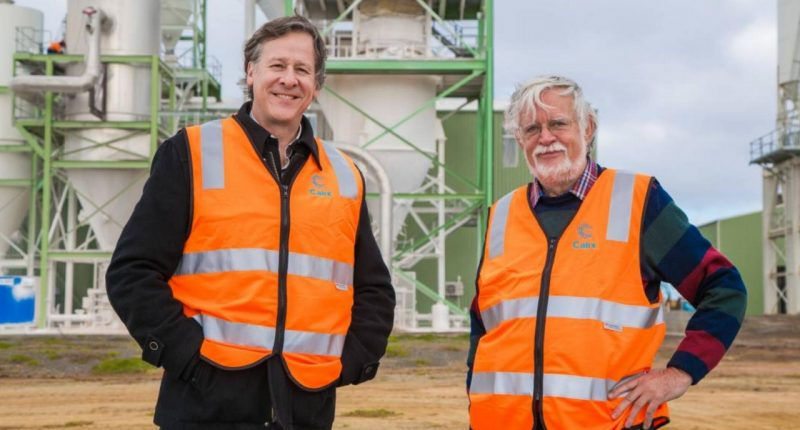 Calix (CXL) - CEO, Phil Hodgson (left) - The Market Herald