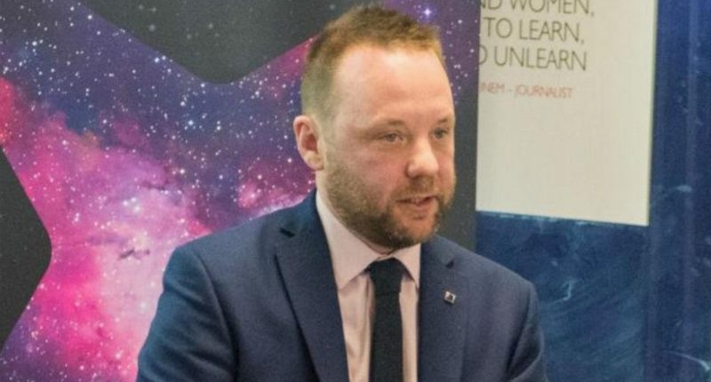 Kleos Space (ASX:KSS) - CEO, Andy Bowyer