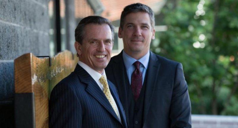 Resources & Energy (ASX:REZ) - Chairman, Gavin Rezos (left)