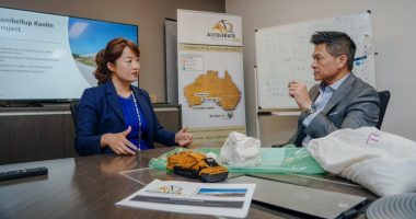 Accelerate Resources (ASX:AX8) - Managing Director, Yaxi Zhan (left) - The Market Herald