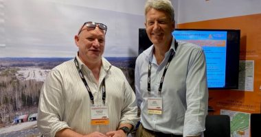 Auteco Minerals (ASX:AUT) - CEO, Darren Cooke (left) - The Market Herald