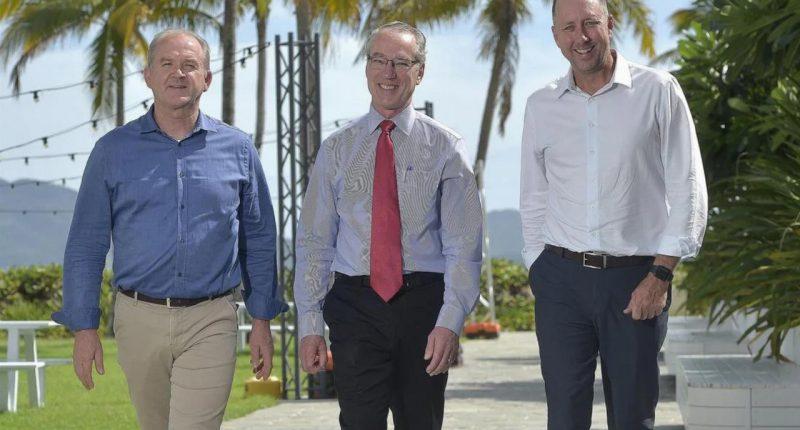 Queensland Pacific Metals (ASX:QPM) - CEO, Stephen Grocott (centre) - The Market Herald