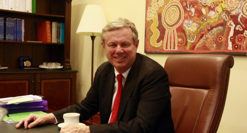 VPLC (ASX:VPL) Chairman, Mike Rann