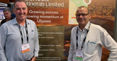 Genesis Minerals (ASX:GMD) - CEO & Managing Director, Michael Fowler (left) and Exploration Manager, Haydn Hadlow (right) - The Market Herald