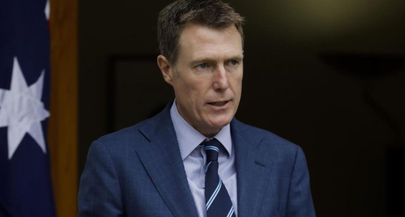 Christian Porter denies rape allegations, takes leave on mental health grounds