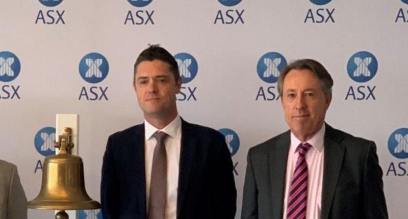 Medallion Mines (ASX:MM8) - Managing Director, Paul Bennett (left) - The Market Herald