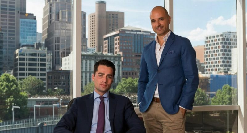 Credit Clear (CCR)- Executive Director & Co Founder, Lewis Ramano (left) - The Market Herald
