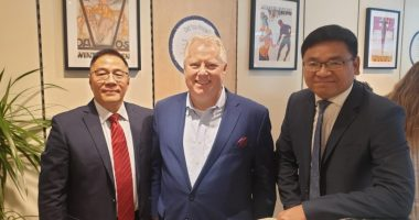 Stemcell United (ASX:SCU) - CEO, Philip Gu (left) & Executive Director, Michael Huang (right) - The Market Herald