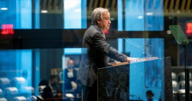 U.N. chief urges tax on pandemic profiteers to address inequality