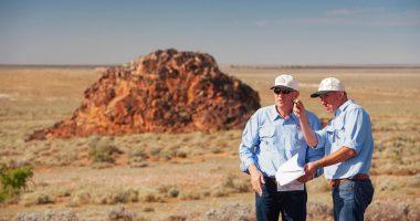 Carpentaria Resources (ASX:CAP) - Managing Director, Quentin Hill (Right) - The Market Herald