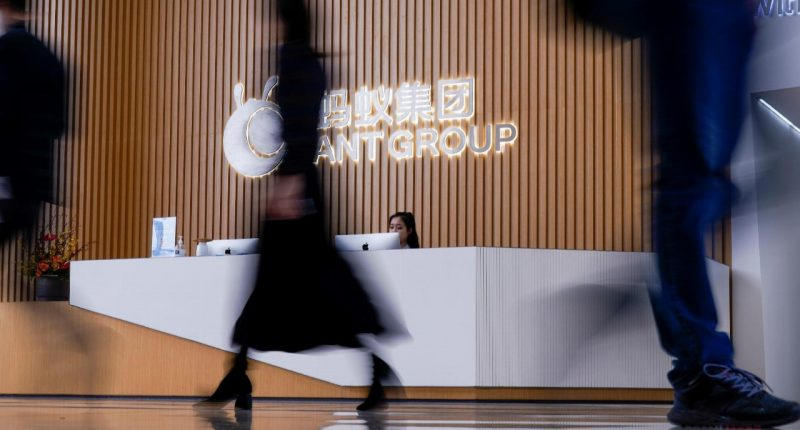 China's regulatory revamp prompts overhaul of Jack Ma's Ant Group