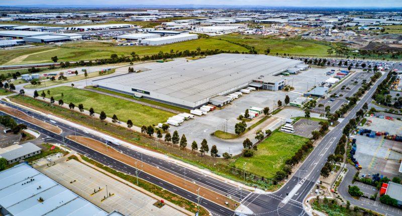 ESR buys Blackstone's $3.8B Australian logistics property portfolio