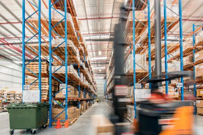 eCommerce growth provides strong tailwinds for industrial property
