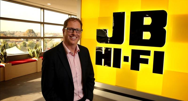 JB Hi-Fi (ASX:JBH) - Outgoing CEO, Richard Murray - The Market Herald