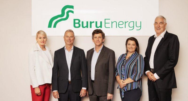 Buru Energy (ASX:BRU) - Executive Chairman, Eric Streitberg (right) - The Market Herald