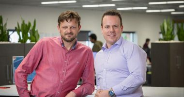 Harmoney (ASX:HMY) - Managing Director and CEO, David Stevens (right) - The Market Herald