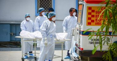 IHME: global COVID-19 death toll could be double official figures
