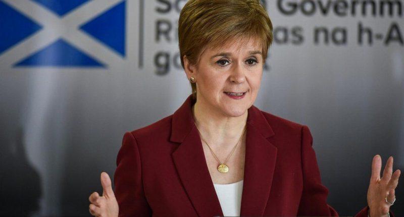 Scottish independence referendum 'inevitable' after Sturgeon win