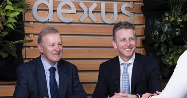 Dexus (DXS) - Chair, Richard Sheppard (left) and CEO, Darren Steinberg (right) - The Market Herald