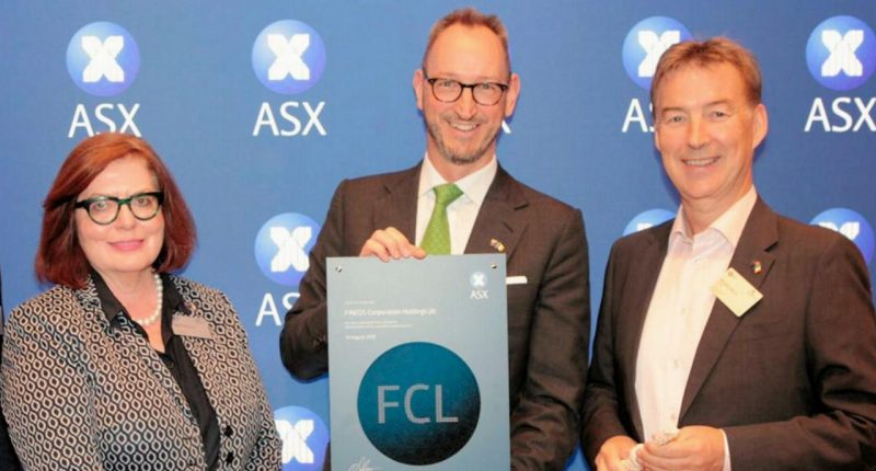 FINEOS (ASX:FCL) - Founder and CEO, Michael Kelly (far right) - The Market Herald