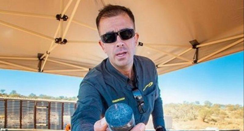 Saturn Metals (ASX:STN) - Managing Director, Ian Bamborough