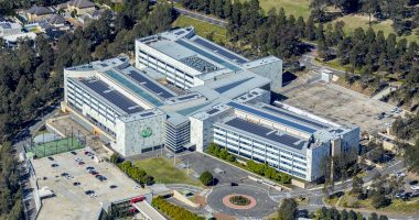 Woolworths' campus Sydney's largest suburban office offering since 2019