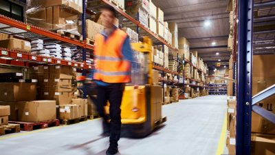 Industrial and logistics vacancy rates hit historic lows