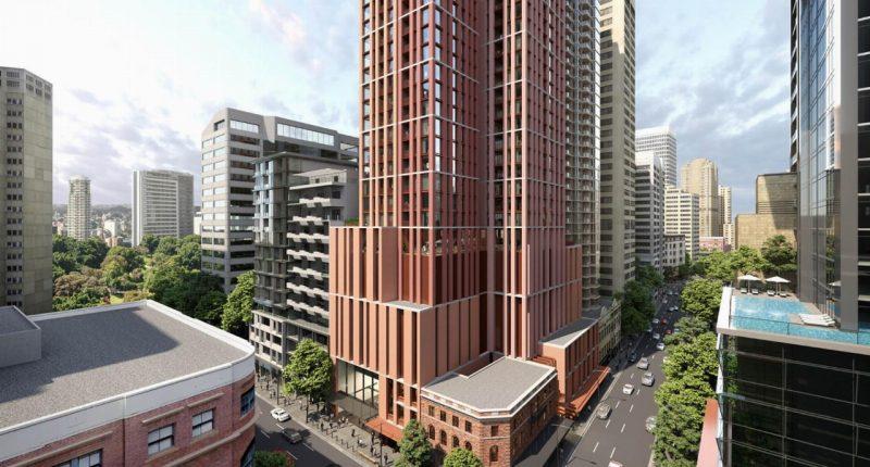 CIMIC's (ASX:CIM) CPB confirmed for $150M Sydney CBD tower