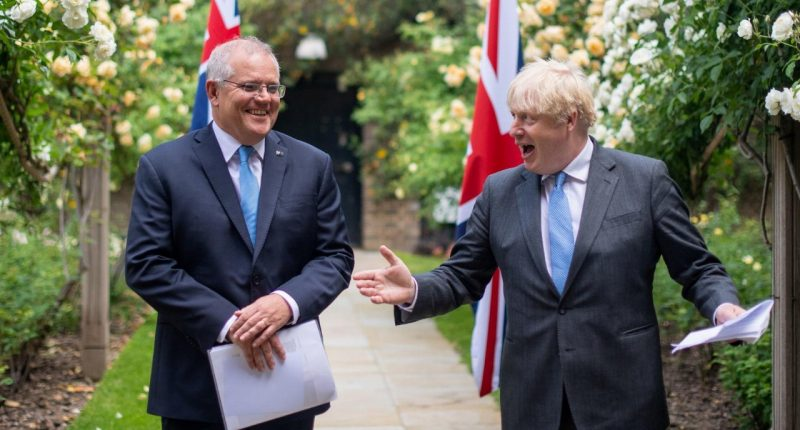 Winemakers and car lovers among winners from Australia-UK trade deal