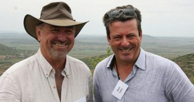 OreCorp (ASX:ORR) - Chairman, Craig Williams (left) & CEO and Managing Director, Matthew Yates (right) - The Market Herald