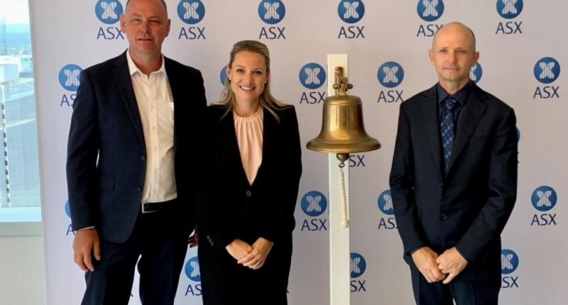 TechGen Metals (ASX:TG1) - Managing Director, Ashley Hood (right)