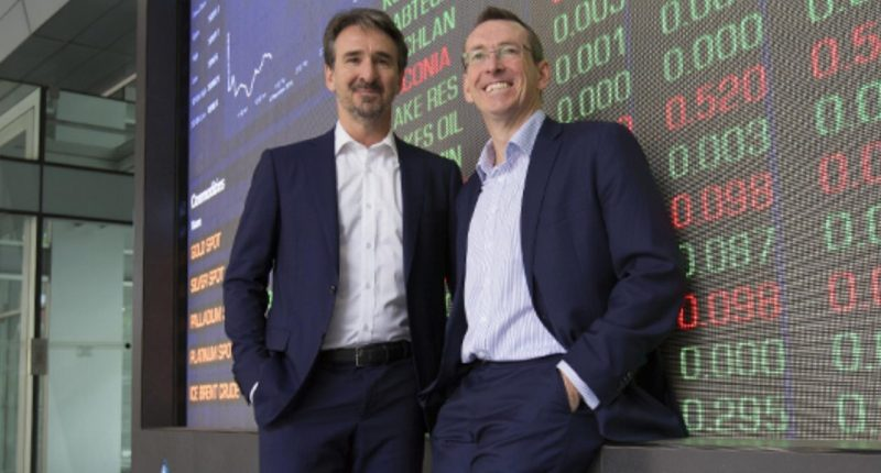 Peppermint Innovations (ASX:PIL) - Chairman & Executive Director, Anthony Kain (left) and CEO & Managing Director, Christopher Kain (right)