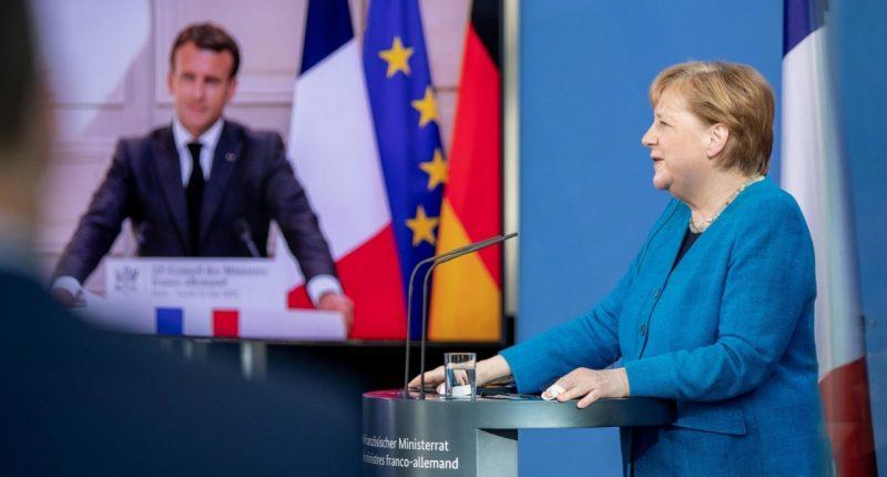 Denmark accused of helping U.S. spy on top E.U. leaders