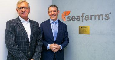 Seafarms Group (ASX:SFG) - Executive Chairman, Ian Trahar