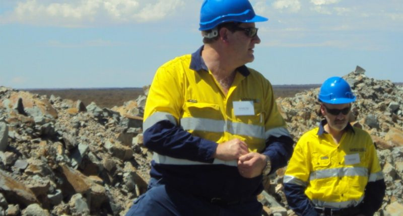 Gascoyne Resources (ASX:GCY) - CEO and Managing Director, Richard Hay (left) & Chief Financial Officer, David Coyne (right) - The Market Herald