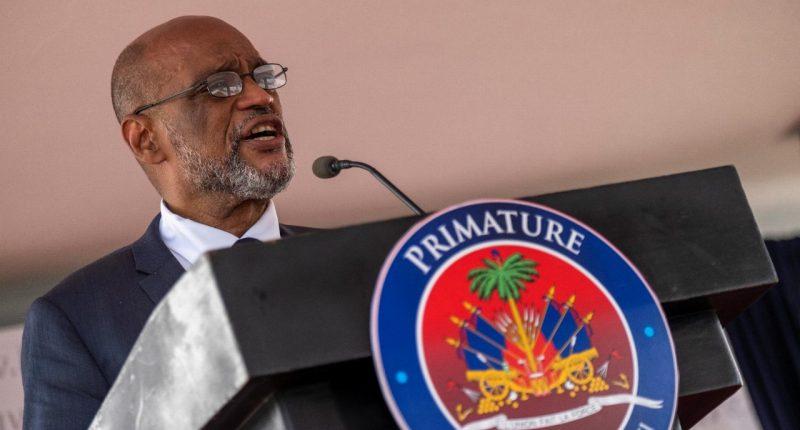 - Haitian Prime Minister Ariel Henry