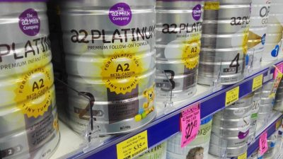 ACCC extends ban on baby formula advertising, flags concerns for toddler milk products