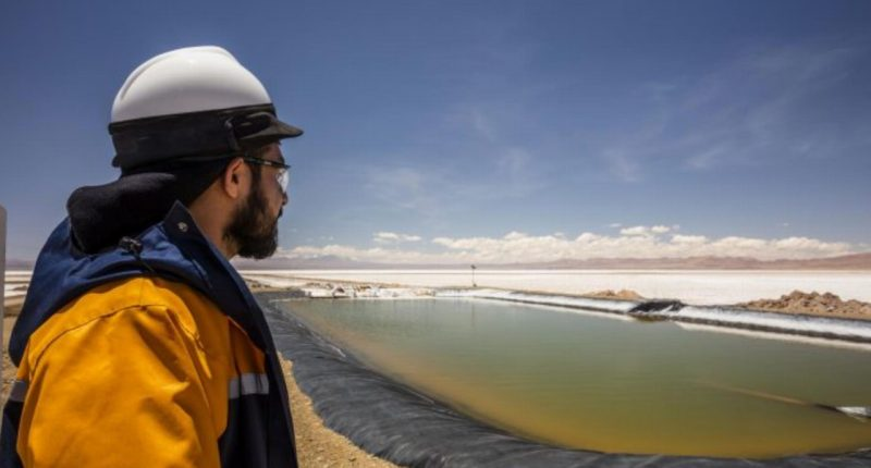 Orocobre (ASX:ORE) shares hit all-time high as lithium prices soar