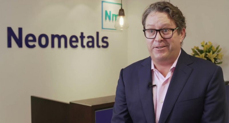 Neometals (ASX:NMT) - Managing Director & CEO, Chris Reed