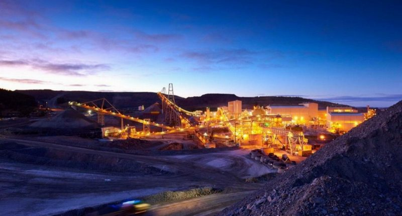 Newcrest Mining (ASX:NCM) increases gold production over Q4 FY21
