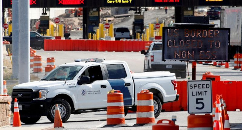 Canadian border workers vote to strike days before border reopening
