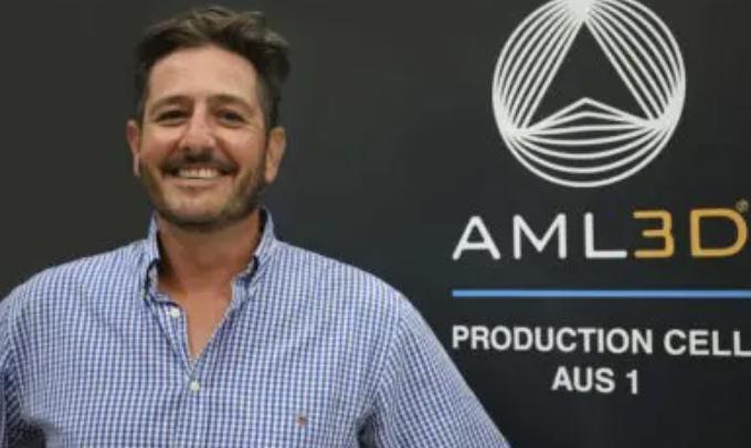 AML 3D (ASX:AL3) - CFO Hamish McEwin
