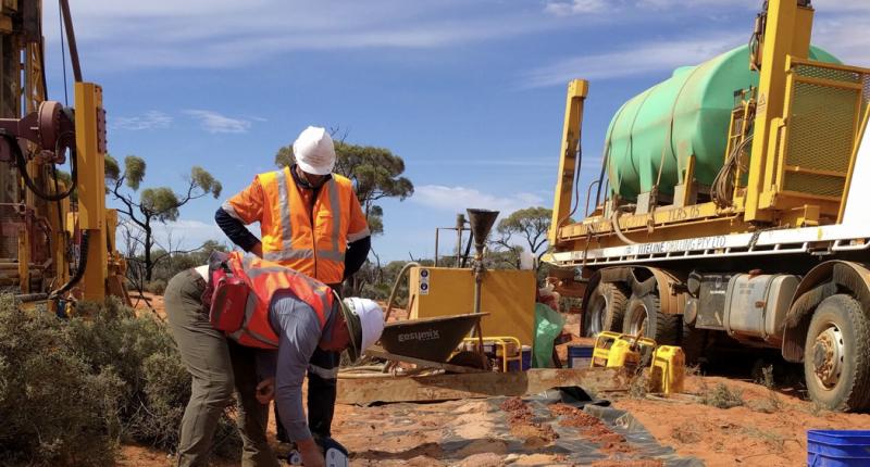 Torrens Mining (ASX:TRN) - The Elizabeth Creek Project