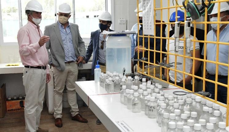 Argosy Minerals (ASX:AGY) progresses lithium processing tech